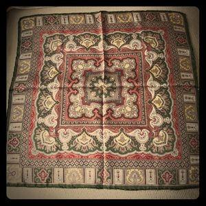 Beautiful silk neckerchief